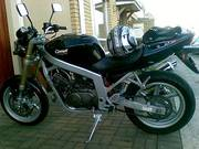 Hyosung comet GT250 for sale(2005)
