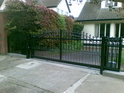 Domestic Automated Gates Supplied and Installed