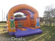 BOUNCY CASTLE FOR HIRE CASTLEKNOCK FROM 60 EUR..0863903119