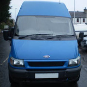 Man with a Large Van ,  Van Driver Available anytime in Co. Dublin area