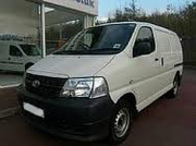 Toyota Hiace LWB van 2007 brand new for sale,  first to see will buy !!