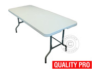 Folding Table 183 x 76 x 74 cm (1 pcs.)