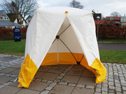 Work tent B2.1xL2.1xH2.00 m