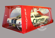Carcoon Veloce 4.33x2.3 m. Indoor. Clear/red