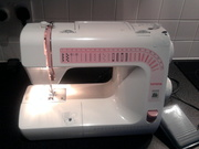 sewing machine Toyota new con 200euro also new dimplex opti flame elec