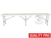 Folding Bench 183x25x40 cm (25 pcs.)