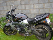 KAWASAKI XANTUS 400CC 1998