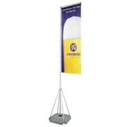 Advertising Flag Pole for Sale