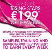 EARN WITH AVON