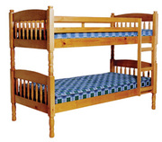 Wooden Bunk Bed-  Best Alternative for Lasting Comfort