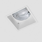 Kreon - Maxi Down - Ceiling Light - 2x18W GX24q-2 - IP20 - 230V - Whit