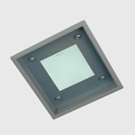Kreon - Flat Up - Ceiling Light - LED 7.2W - 350mA - IP54 - Grey - xc9