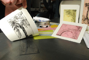 PRINTMAKING COURSES AND OPEN ACCESS STUDIO
