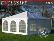 Pagoda Marquee 6x6 m PLUS