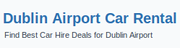 Car Hire at Dublin Airport