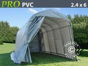 Portable Garage PRO 2.4x6x2.4 m PVC