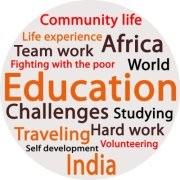 Another kind of school - Volunteering in Africa/India