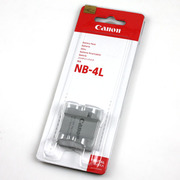 Canon NB-4L Battery