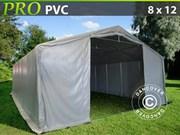 Storage shelter PRO 8x12x4, 4m