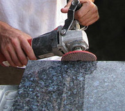 Granite and Marble stone – Cutting,  Polishing and Repairs.