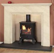 Marble Fireplaces - Limestone Fire places Dublin