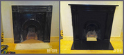 Granite & Marble Fireplaces,  Repair-Restoration Dublin.