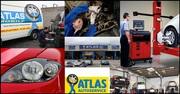 Car Servicing - Atlas Autoservice