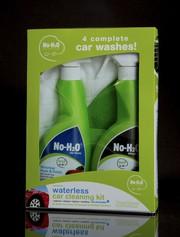 Car wash Products | No-H2O