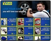 Exhausts | Atlas Autoservice