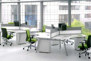 Office Furniture Design,  Office Setup,  Partitions,  Desks & Chairs
