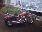 Honda Shadow VT 750cc