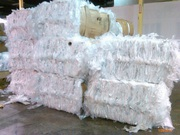 LDPE film 100% clean and clear ,  98/2 in bales or in Rolls