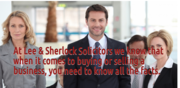 Solicitors for Buying a House in Dublin - Lee & Sherlock Solicitors