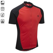 Buy Designer Tenn Blend Jersey with Red & black color