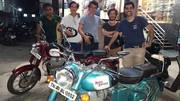 SFA South Indian Guided Motorcycle Tours covering Tamil Nadu,  Kerala,