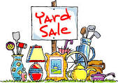 YARD SALE,  DUBLIN - SAT 3RD OCT