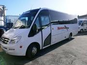 Hire Reliable Bus and Coach in Dublin - Mortons Coaches Ltd.