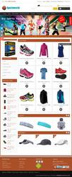 Readymade Offer ! Sports Apparels Shop Software