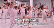 Ballet Classes for Children in Coolock