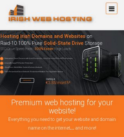 Irish Web Hosting