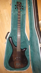 Warwick Fortress Masterman Active 4 strings Bass Guitar