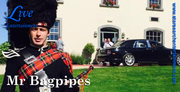 Wedding Bagpiper available ireland