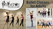 Ballet Classes Adults – Coolock