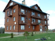 Hotel complex with an equestrian club in 160 km from Moscow (Russia)