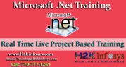Job Oriented .Net Online Training