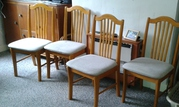 Free 6 dining chairs
