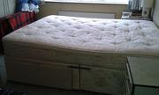 Free Kingsize Divan Bed & Matress in Dublin
