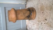 Victorian clay chimney pot