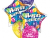 18TH-21TH-30TH-40TH-50TH-60TH Party Balloons for Sales