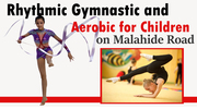 Rhythmic gymnastics for children in Coolock